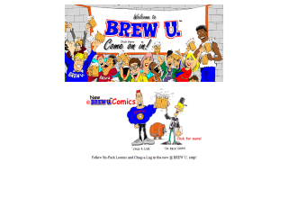 The Brew U. Entrance Exam