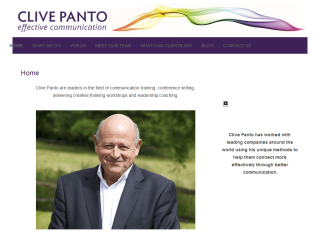 Clive Panto - Pantomime