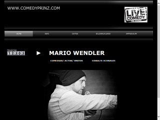 Stand up Comedy Comedyprinz
