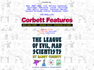 Corbett Features