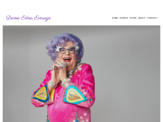 Dame-Edna.com - the Official Website