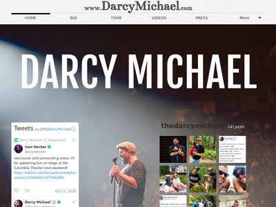 Darcy Michael - Comedian