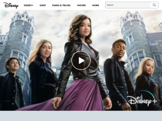 Disney.com - Where the magic lives online!