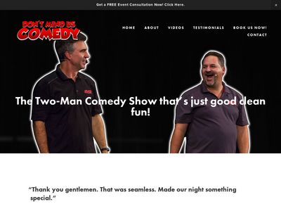 Don't Mind Us Comedy - Corporate Entertainment Professionals