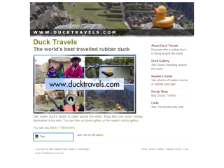 Duck Travels