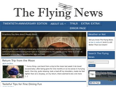 The Flying News