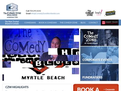 Heffron Talent / The Comedy Zone Comedy Clubs