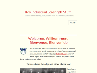 HR's Industrial Strength Web Site