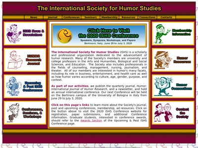 International Society for Humor Studies