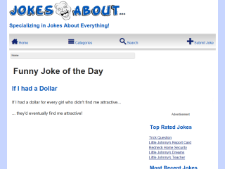 Funny Jokes About...