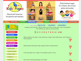 Kids Pages - Riddles and Jokes