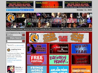 The Laughing Horse Comedy Clubs