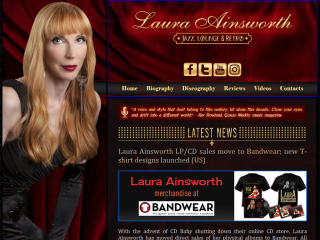 Laura Ainsworth in