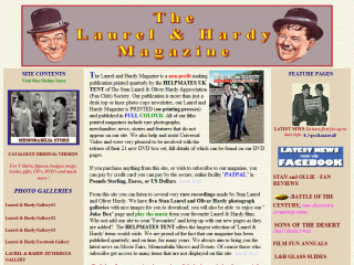 The Laurel & Hardy Magazine