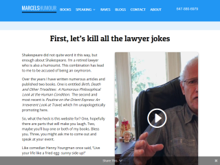 Legal Humour.com - No Legal Jokes! Just Legal Satire