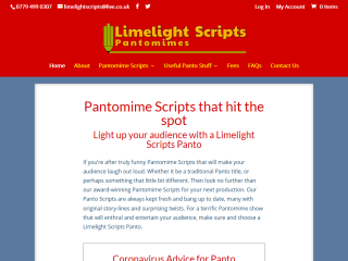 Limelight Scripts