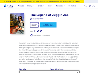 The Legend of Juggin Joe