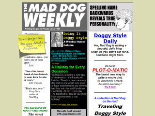 Mad Dog Weekly