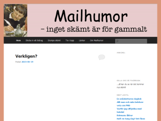 Mailhumor