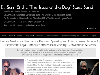 Dr. Sam and the Managed Care Blues Band