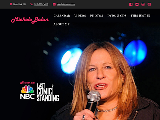 Michele Balan: New York Stand-up Comedian