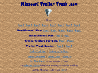 Missouri Trailer Trash