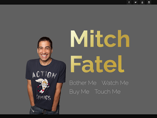 Mitch Fatel's Official Website