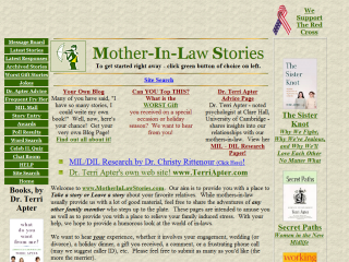 A Mother-In-Law Story Can Brighten Your Whole Day!
