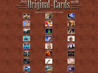 Original Cards Since 1996
