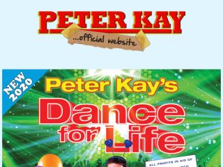 The Official Peter Kay Comedy Website