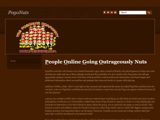 Pogonuts.COMedy People Online Going Outrageously Nuts!