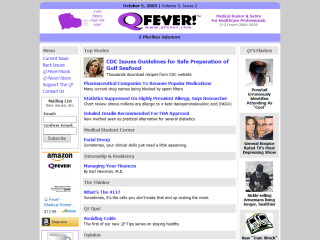 Q Fever! - Medical Humor, Medical Satire, and Healthcare Misinformation