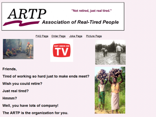 Association of Real Tired People