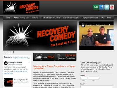 Recovery Comedy