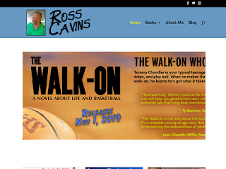 Ross Cavins - Blogger, Writer, Pure Idiot.