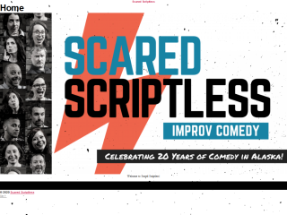 Scared Scriptless, Anchorage Improv