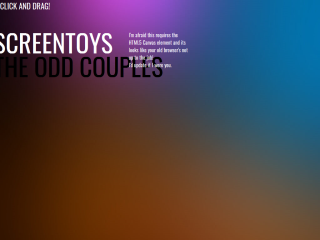 Screentoys - The Odd Couples