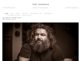 Toby Hargrave