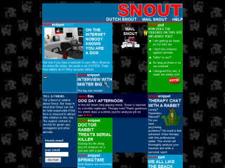Snout - interactive comic and games hangout