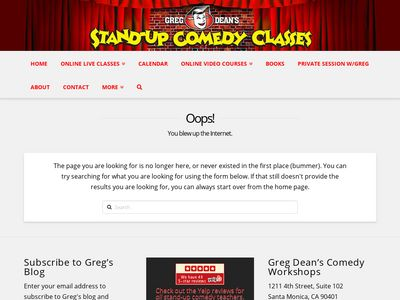 Complete Stand-Up Comedy Workbook