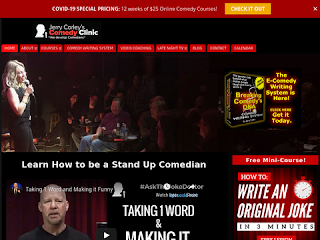 How To Be A Standup Comic