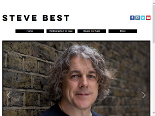 Steve Best's Official Website