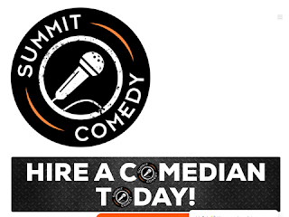 Comedians provided by Summit Comedy, Inc.