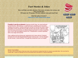 Fart Stories, Jokes & Cartoons