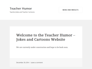 Teacher Jokes and Cartoons
