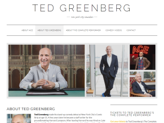 The Complete Performer - Ted Greenberg