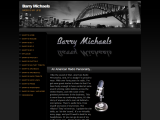 Barry Michaels, Radio is my Life!