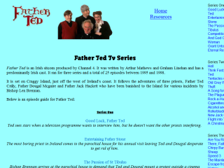 The Father Ted Guide
