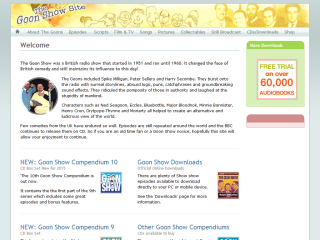 The Goon Show Site