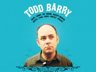 The Official Todd Barry Web Site